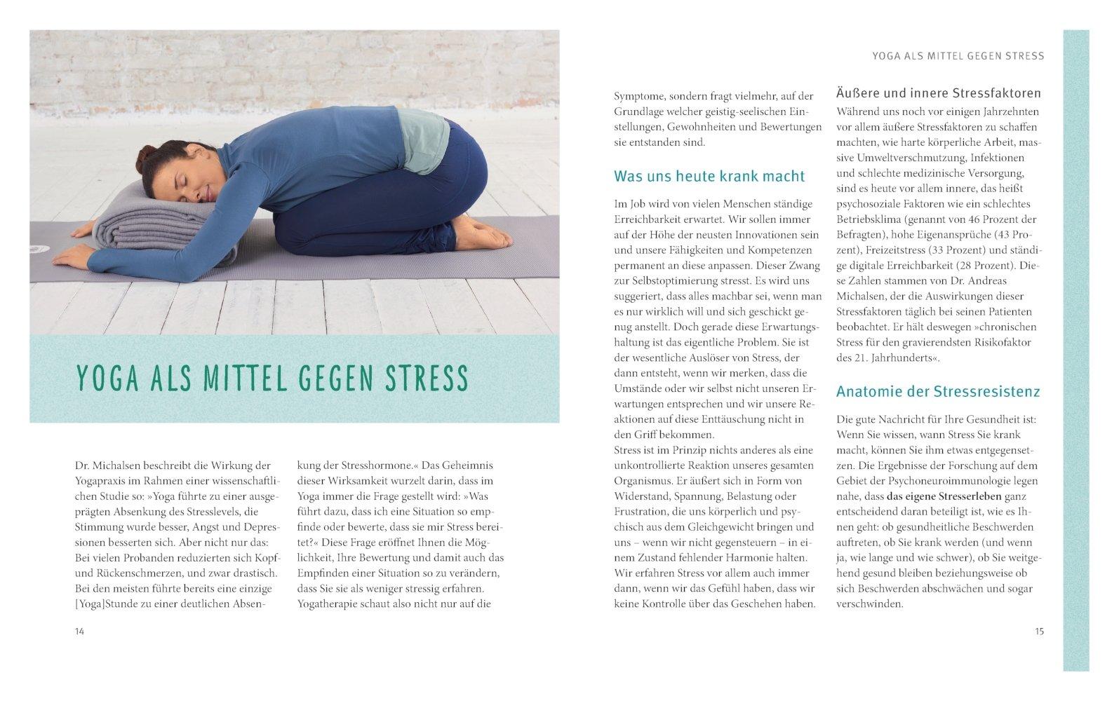 Yoga Hausapotheke: Die besten Übungen gegen die häufigsten ...