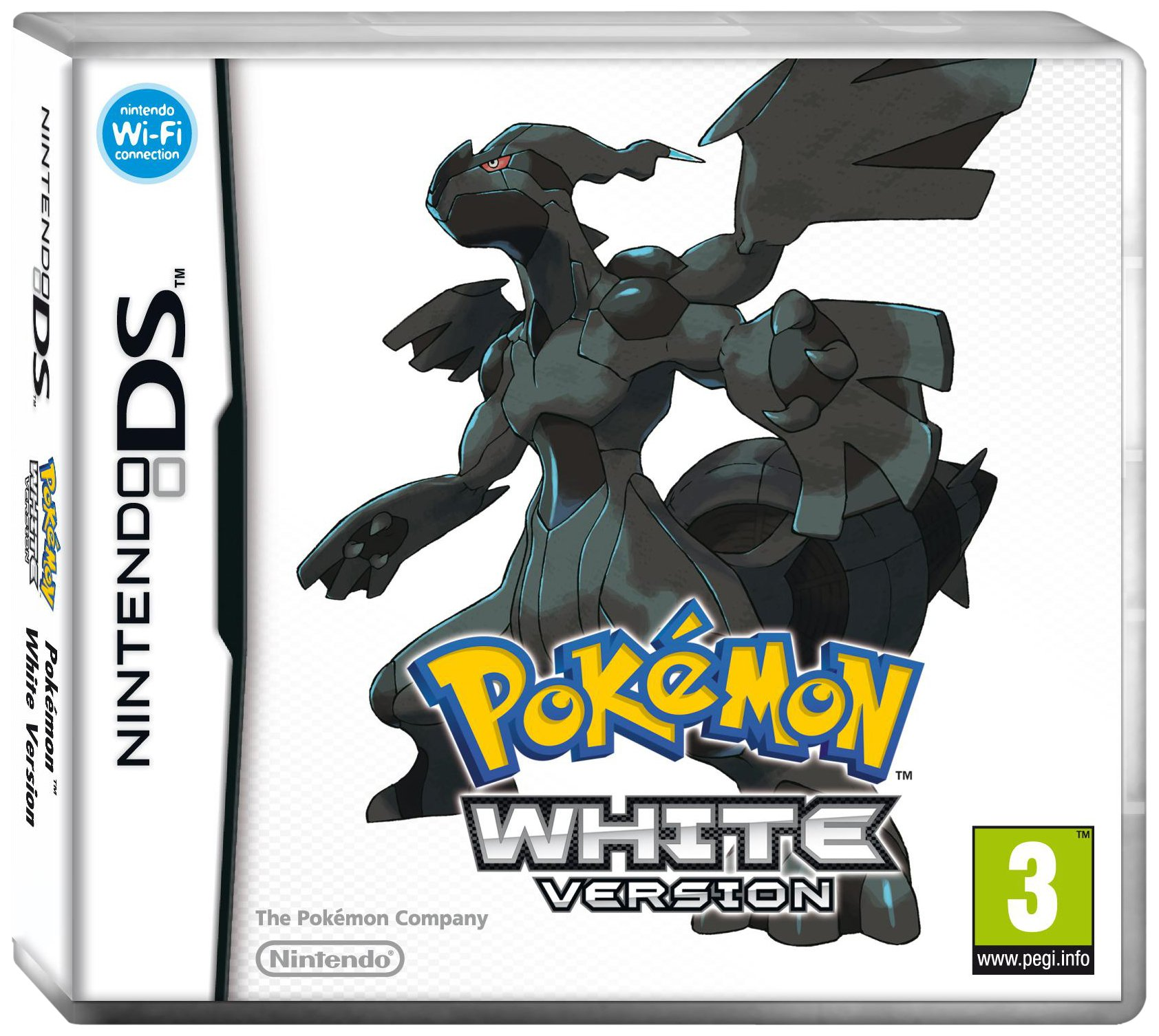 pokemon white new game