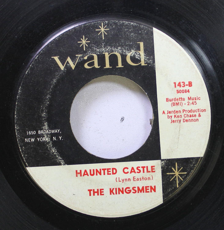 Kingsmen - Louie Louie . 64 . 65 . 66 ..... b/w Haunted Castle by The  Kingsmen (45 RPM) - Amazon.com Music