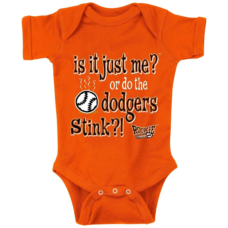 huge discount 3ab59 061cd Smack Apparel San Francisco Giants Fans. is It Just Me? Onesie (NB-18M) &  Toddler Tee (2T-4T)