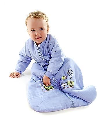 slumbersafe toddler sleeping bag long sleeves 25 tog choo choo months