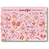 "Youstar Make-Up Advent Calendar""Beautifull X-Mas"" 2018 24 High Quality Products Gift Set"