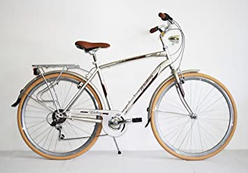 IBK - Bicicleta de paseo para hombre, 28
