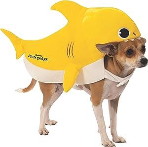 Rubie's Baby Shark Pet Costume