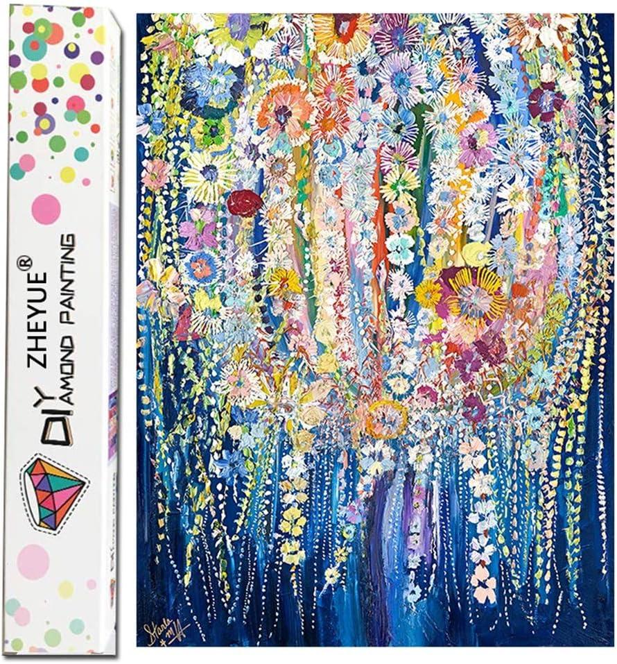 DIY 5D Diamond Painting by Number Kit Art Full Kits Drill...