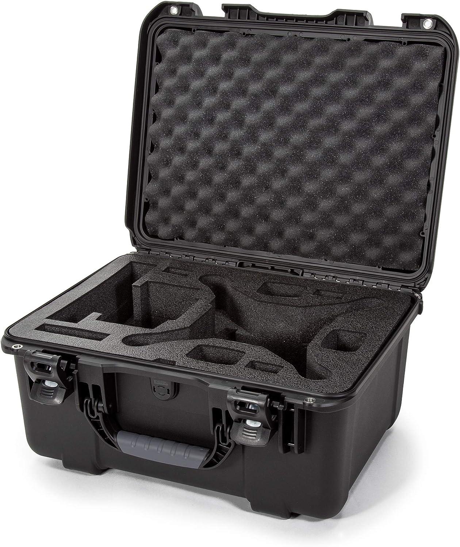 Nanuk 933 DJI Drone Waterproof Hard Case with Custom Foam Insert for The Phantom 4 Pro / 4 Pro+ / 4 Pro+ 2.0 & 4 RTK - Black