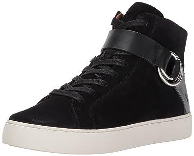 FRYE Women s Lena Harness High Fashion Sneaker   B01NBTIBPW