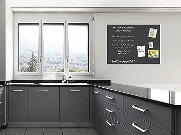 Tafelfolie Küche selbstklebende und magnetische vinyl tafelfolie in verschiedene