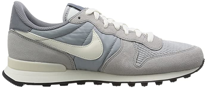 NIKE Internationalist Men's Shoes Wolf GreySailSail 828041 015