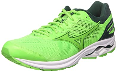 4b80cd4ee35bd Mizuno Men's Wave Rider 21 Running Shoes