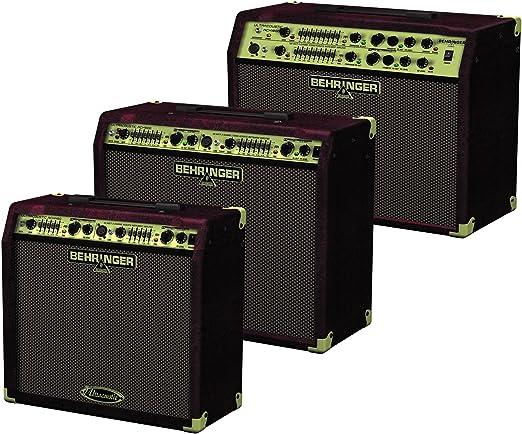 Behringer ACX450 - Amplificador guitarra acx-450: Amazon.es ...