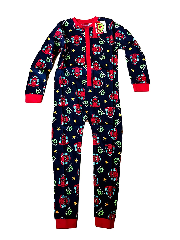 Angry Birds AllinOne Pyjamas 7/8 yrs