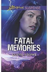 Fatal Memories (Love Inspired Suspense) Kindle Edition