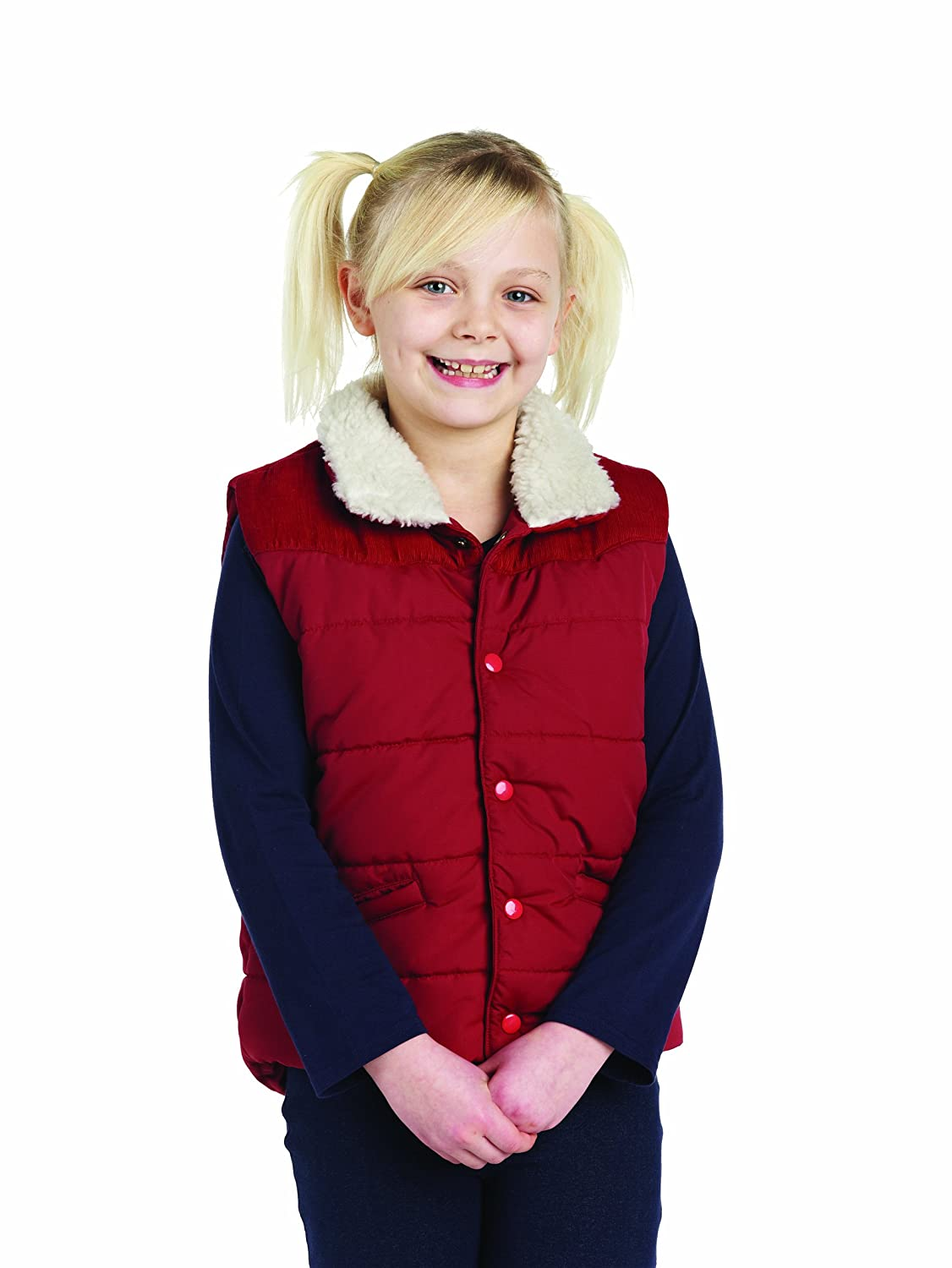 Matchmakers Kids Harry Hall Millfield Gilet Jacket 5-6 Years