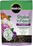 Miracle-Gro 3002310 Shake 'N Feed Rose and Bloom Continuous Release Plant Food