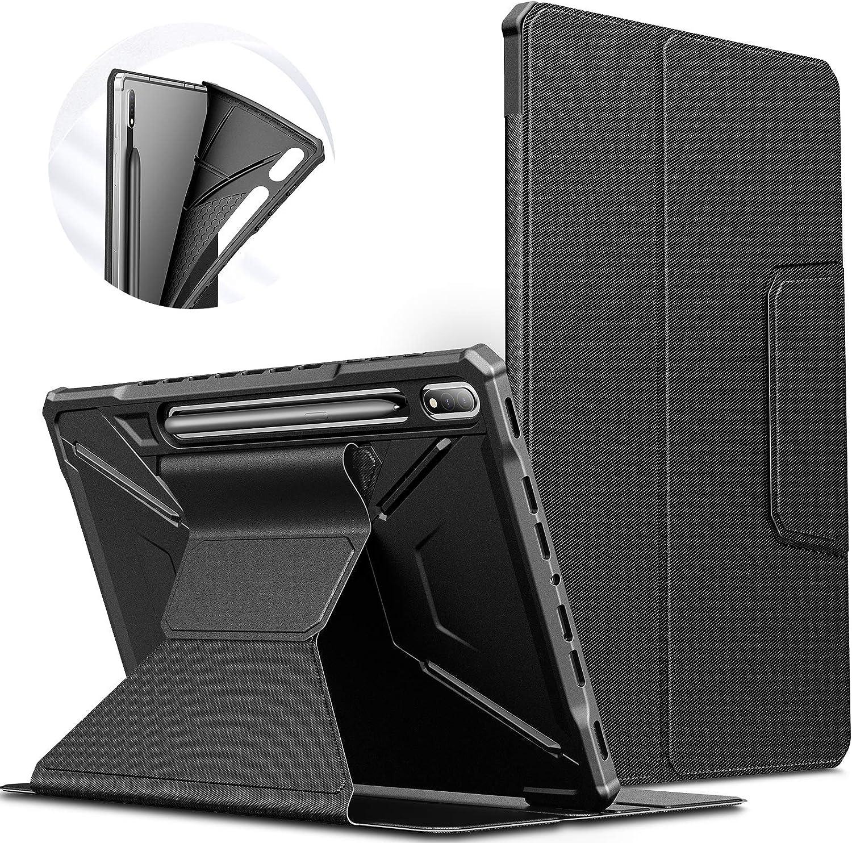 Infiland Hülle Für Samsung Galaxy Tab S7 S7 Plus 12 4 2020