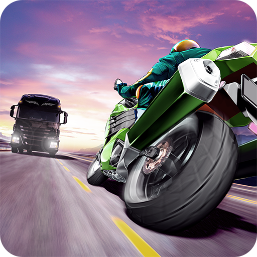 Traffic Rider (Best Truck Racing Games)
