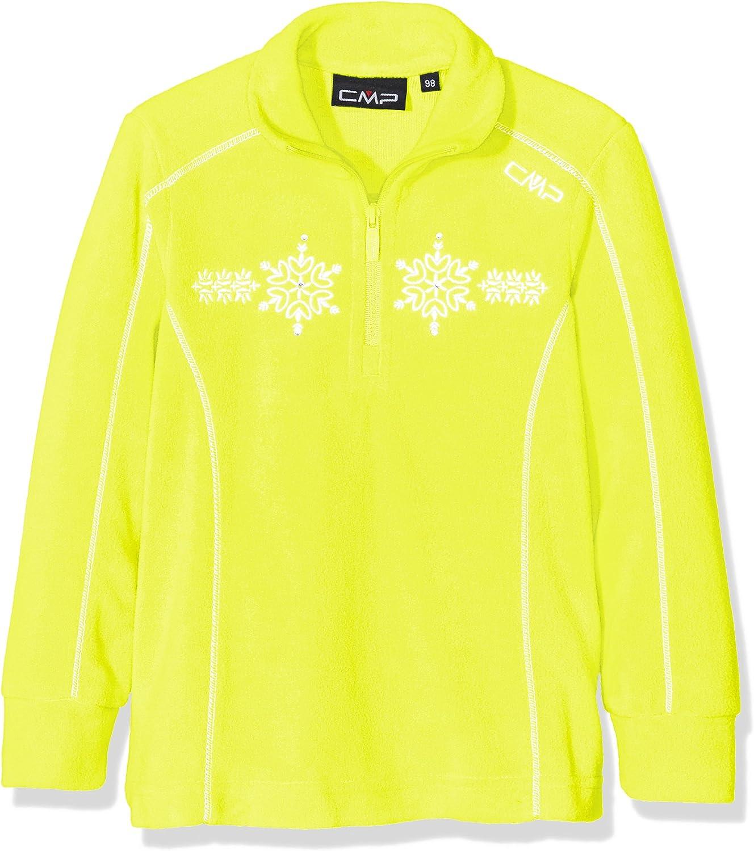 Fleeceshirt Funktions Rolli CMP Girls Fleece Functional Turtle Neck Sweater Girls