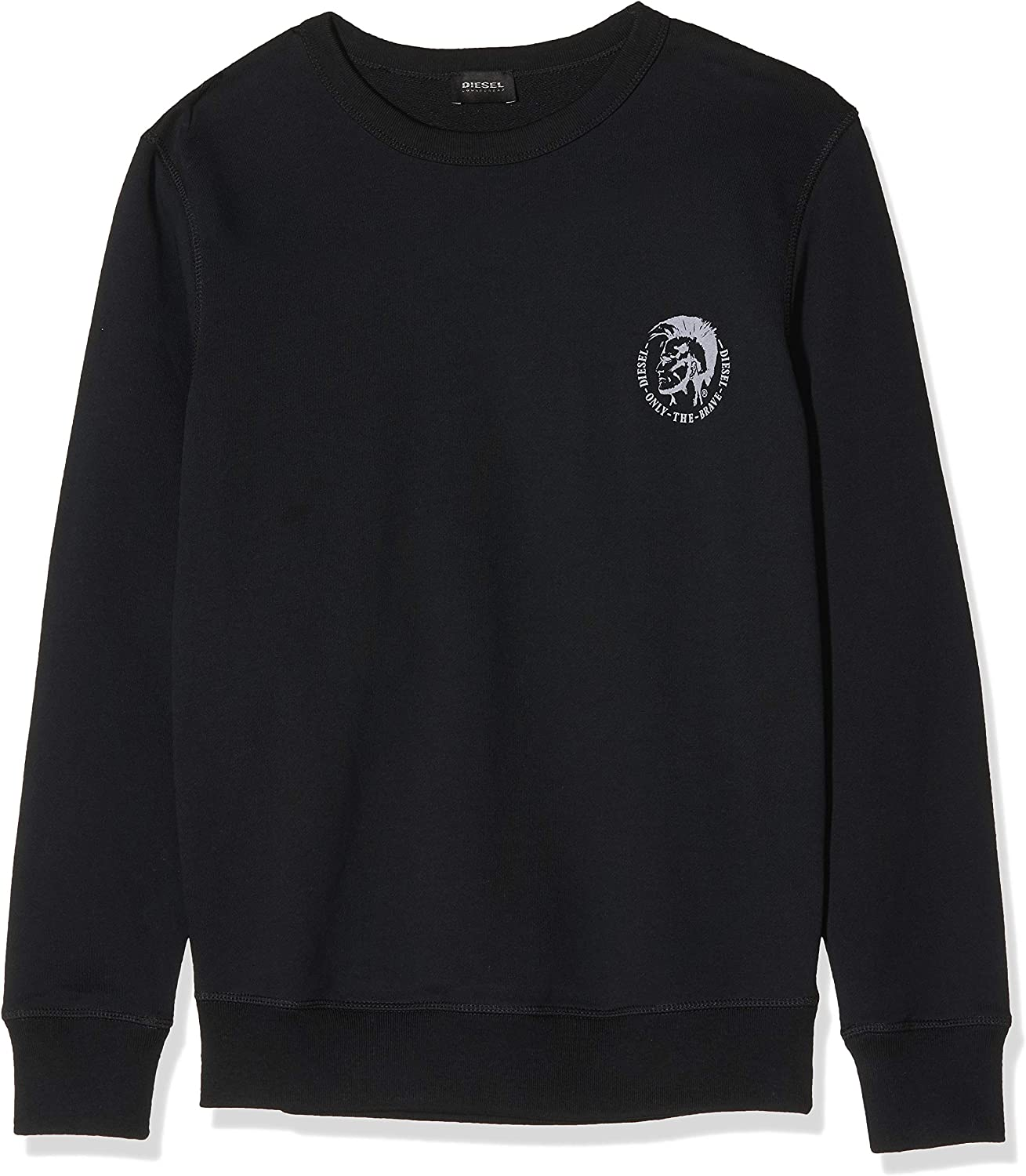 Diesel Men's Willy Sweatshirt Cand