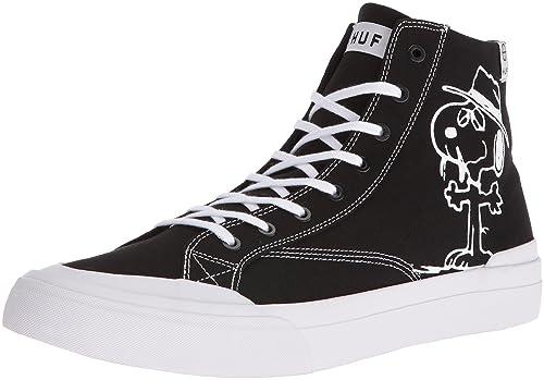 522d8727bd HUF Men s Classic HI Peanuts Skateboarding Shoe