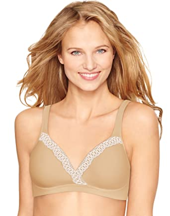 9e1c17734a110 Hanes Womens Ultimate Cool Comfort X-Temp Wirefree Bra at Amazon Women s  Clothing store