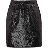 GRACE KARIN Womens Night Out Sequin Mini Pencil...