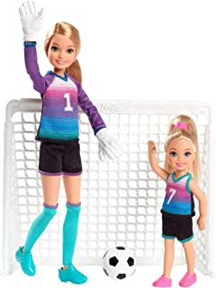 Amazon.com: Barbie Stacie Doll & Scooter: Toys & Games