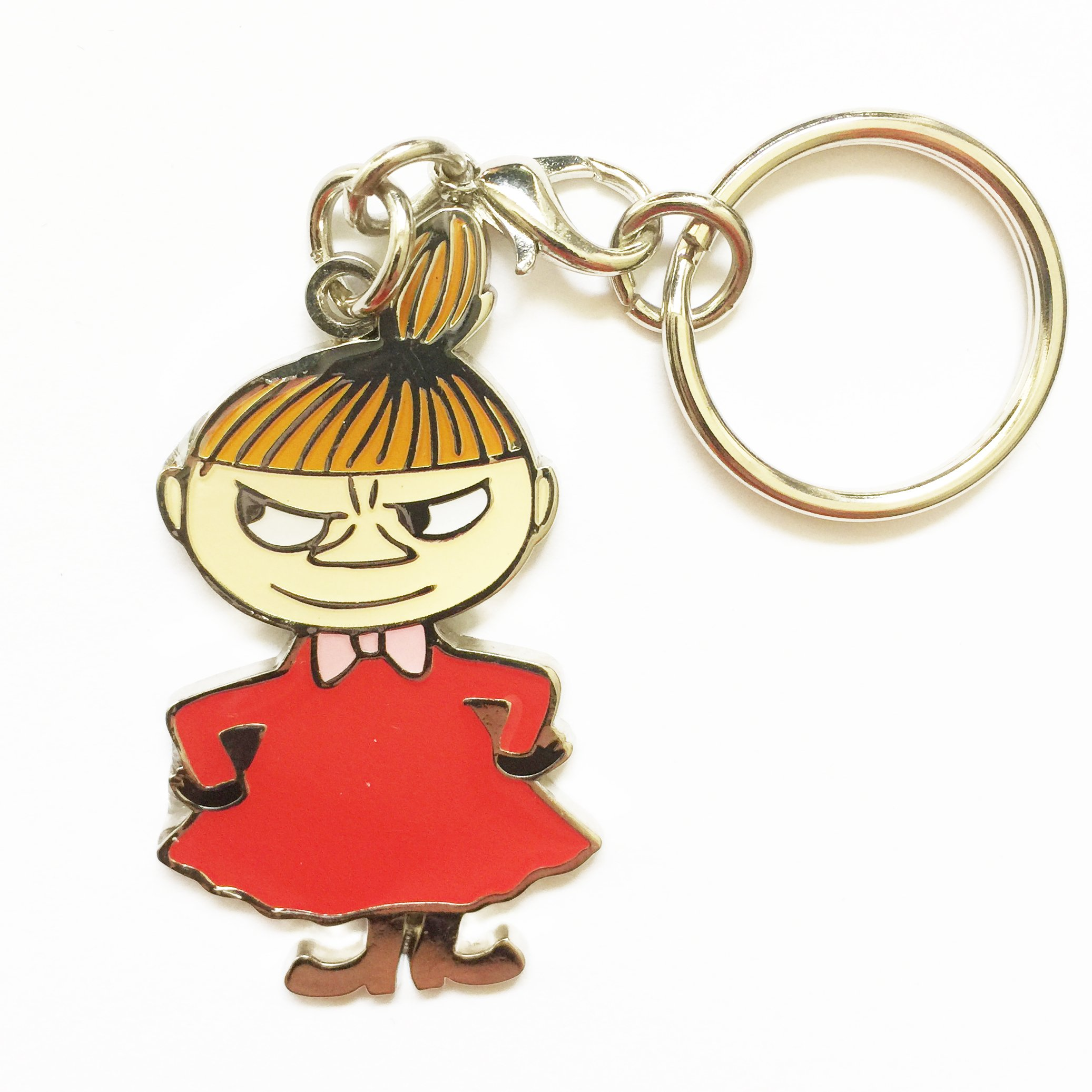 a Moomins  keyring key ring Moomin /& friends