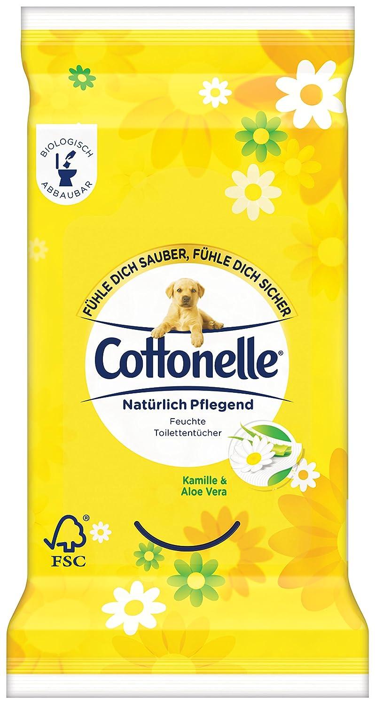 Cottonelle hú medo Papel Higié nico Naturalmente Nutrir Refill 45232