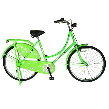 Hollandia New OMA - Bicicleta de Crucero Holandesa: Amazon ...