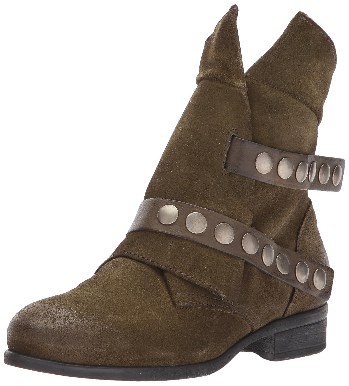 Miz Mooz Women's Silvia Fashion Boot B06XSN5WF8 37 M EU (6.5-7 US)|Army