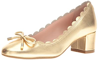 Amazon kate spade new york womens yasmin dress pump shoes kate spade new york womens yasmin pump gold junglespirit Image collections