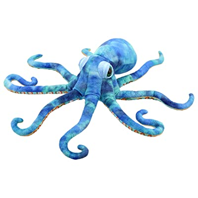 The Puppet Company Creatures Octopus Hand Puppet, Large: Toys & Games