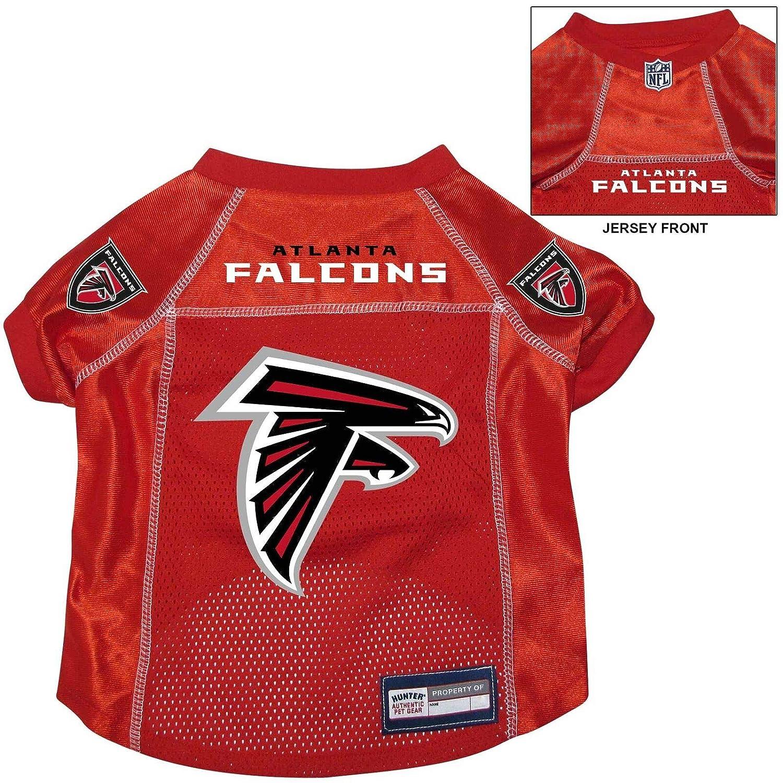 new product 26656 9aa51 Amazon.com : NFL Atlanta Falcons Pet Dog Football Jersey ...