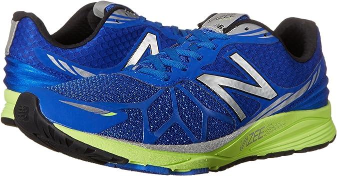 New Balance Mpacebg - Zapatillas de running Hombre, Azul - Bleu (Blue/Green/458), 40 1/2: Amazon.es: Zapatos y complementos