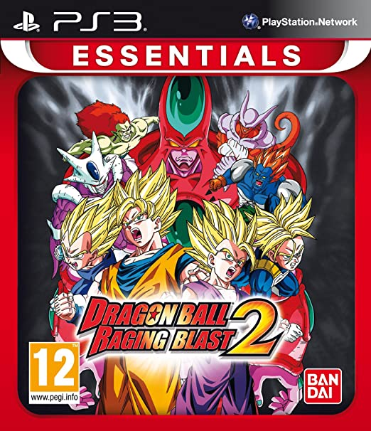 4 opinioni per Dragon Ball Raging Blast 2 Essentials Playstation [Edizione: Regno Unito]