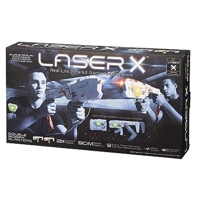 NSI Laser X Morph Blasters | Single Unit: Toys & Games