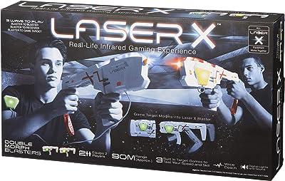 NSI Laser-X Morph Blasters