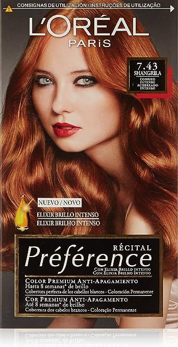 LOréal Préférence - 7.43 Shangrila - Color premium anti ...
