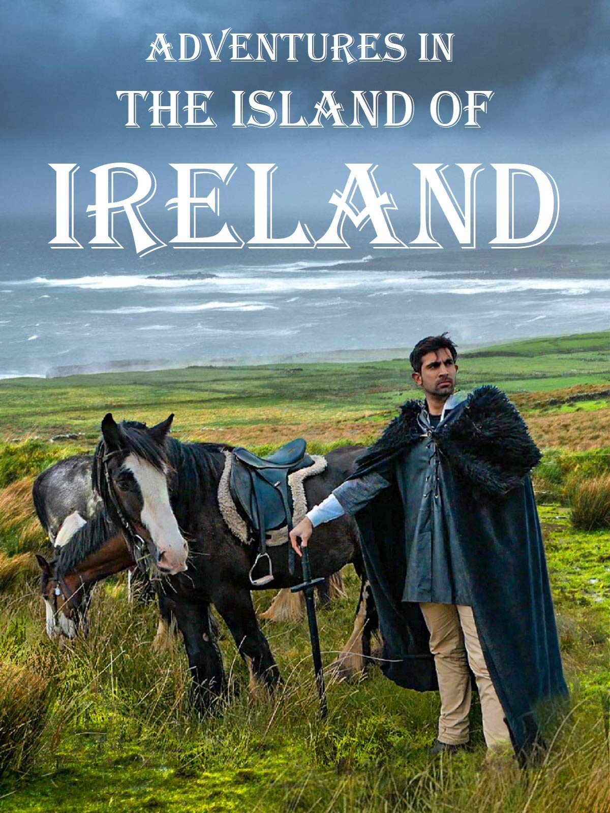 Adventures in the Island of Ireland