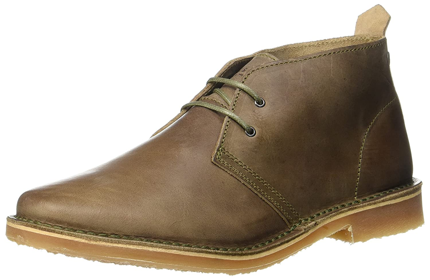 Jack & Jones Jfwgobi Leather Taupe Gray, Botas Desert para Hombre