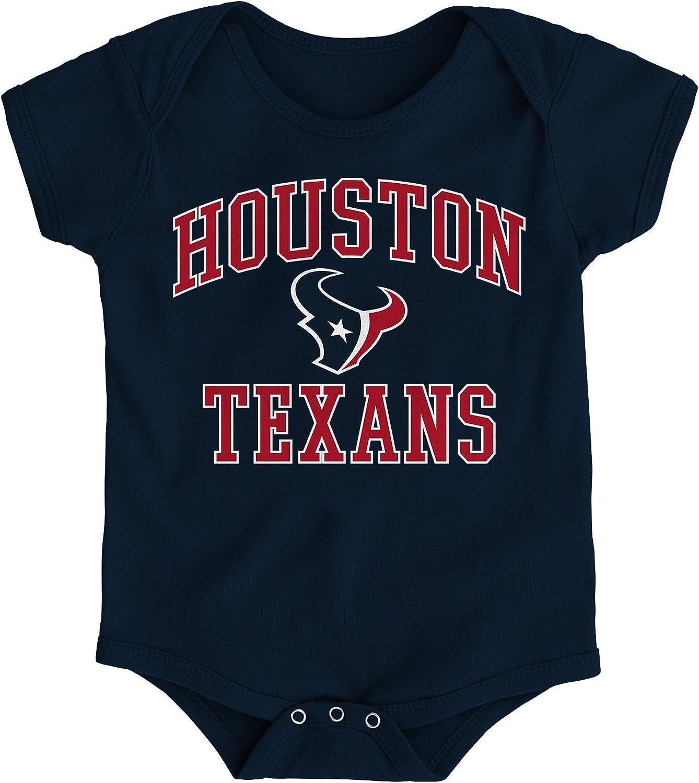 Outerstuff NFL Unisex-Baby Newborn & Infant City Wide Short Sleeve Bodysuit : Clothing