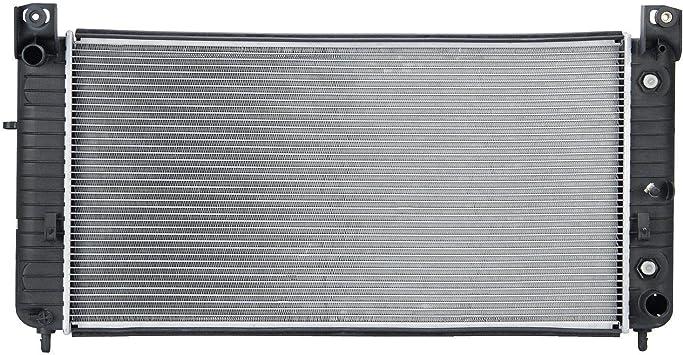 NEW Aluminum Radiator for Chevy Silverado Cadillac GMC YUKON 4.8 5.3 6.0 6.2 V8