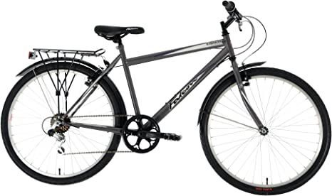 Falcon Explorer - Bicicleta híbrida para Hombre, Talla M (164-172 cm)