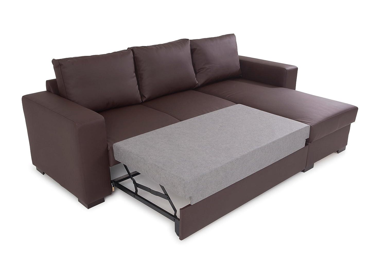 Canapé Boreal RéversibleHêtreGris Convertible Soliving Angle dWrxBeoC