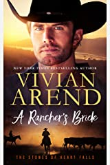 A Rancher's Bride (The Stones of Heart Falls Book 3) Kindle Edition