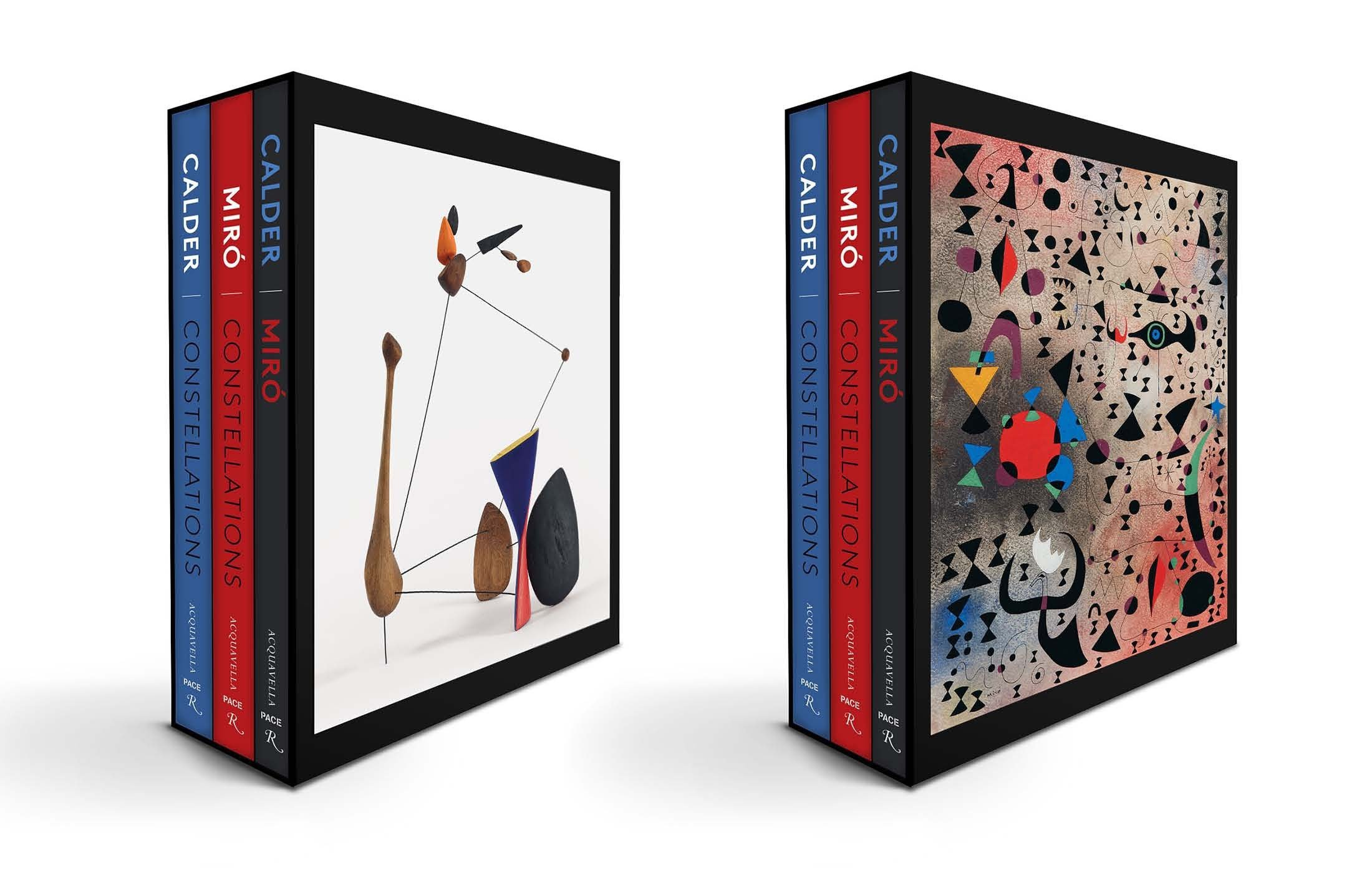 Miro and Calder's Constellations by Rizzoli