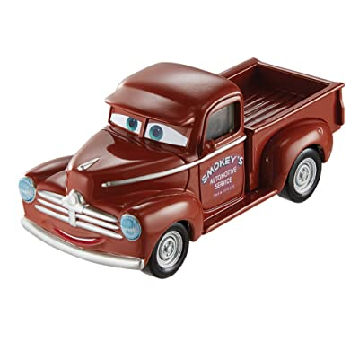 Disney Pixar Cars Heyday Smokey: Toys & Games