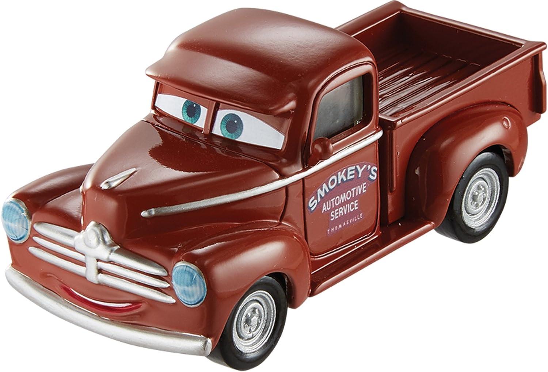 Amazon Com Disney Pixar Cars Heyday Smokey Toys Games