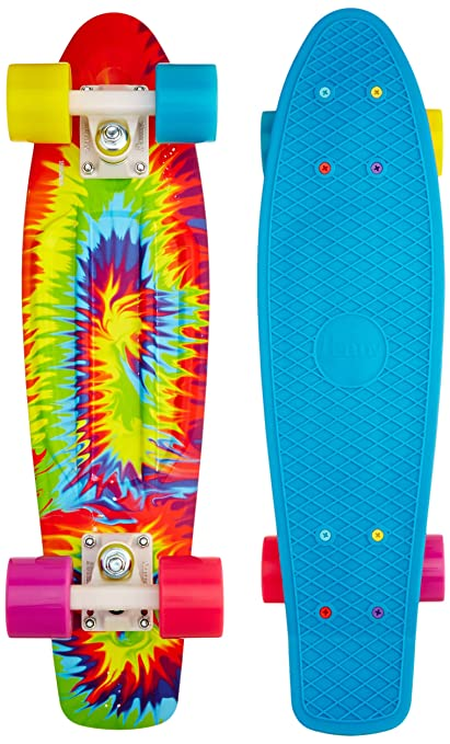amazon com penny graphic complete skateboard 22 woodstock